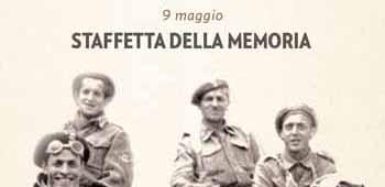 """LA """"STAFFETTA DELLA MEMORIA"""""""