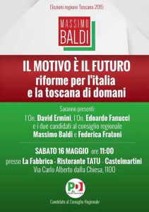 Agenda Massimo Baldi
