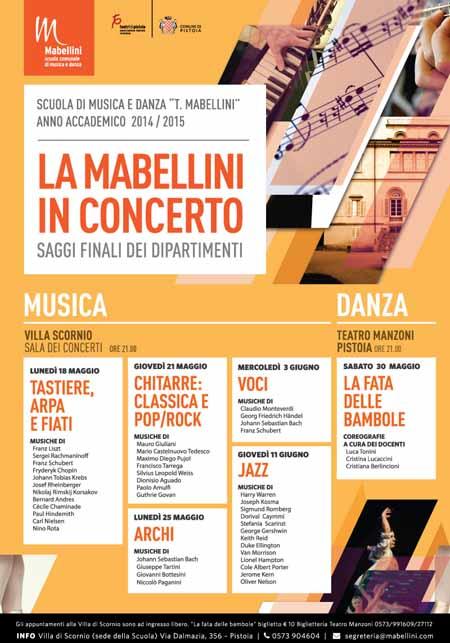 """LA """"MABELLINI"""" E LA FESTA EUROPEA DELLA MUSICA"""