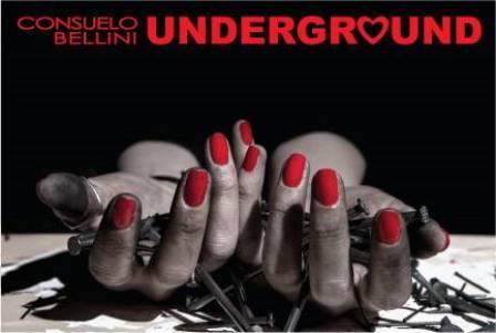 """""""UNDERGROUND"""", IL VIAGGIO REALE E VIRTUALE DI CONSUELO BELLINI"""