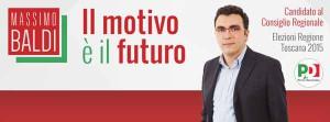 Massimo Baldi candidato Pd elezioni regionale 2015