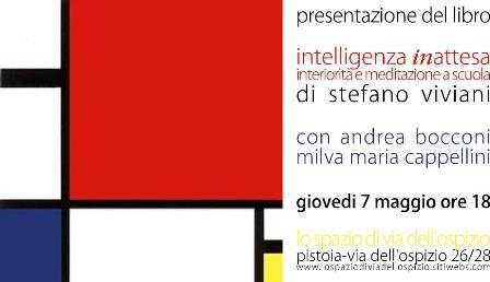 """«INTELLIGENZA INATTESA» ALLO """"SPAZIO DI VIA DELL'OSPIZIO"""""""