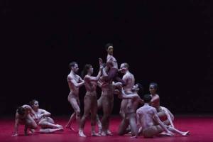 """""""Le Sacre"""" della Compagnia Virgilio Sieni danza (foto Rocco Casaluci)"""