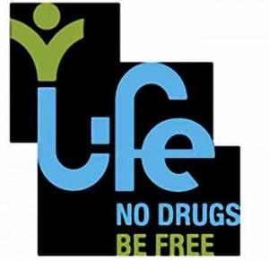 Life no drugs be free In marcia per la vita