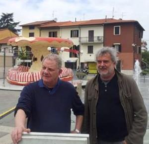Fassaro e Mascagni (foto di Massimo Cappelli)