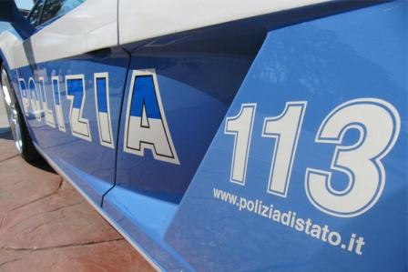 polizia. IN TRE FERMATI CON ARNESI DA SCASSO