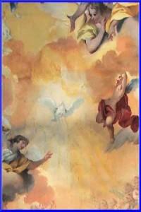 Vincenzo Meucci (1694-1766), La discesa dello Spirito Santo (1764)