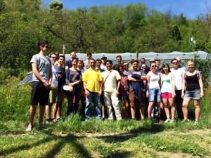Studenti austriaci a Cireglio