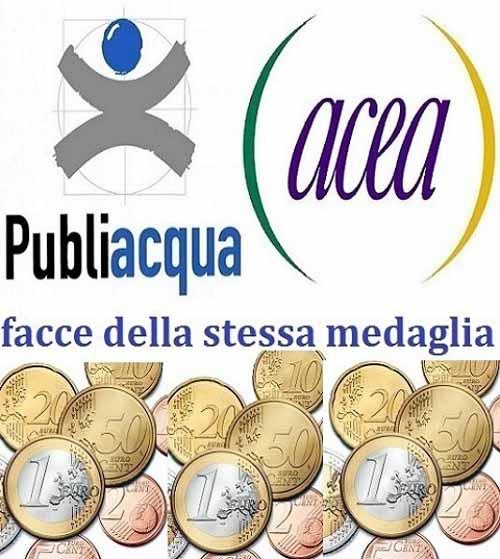 """publiacqua. PASSA LA NUOVA PIATTAFORMA """"ACEA 2.0"""""""