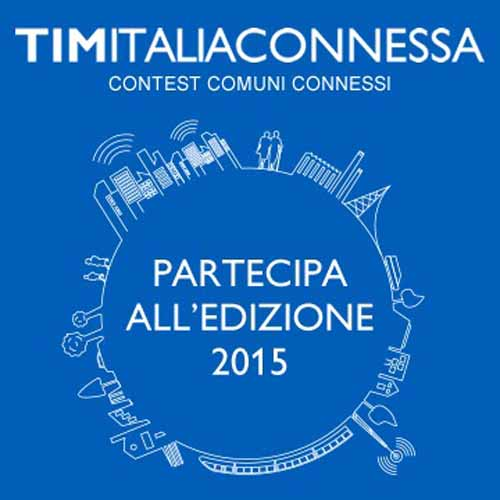 """TERZA EDIZIONE DEL CONTEST """"TIM ITALIA CONNESSA"""""""