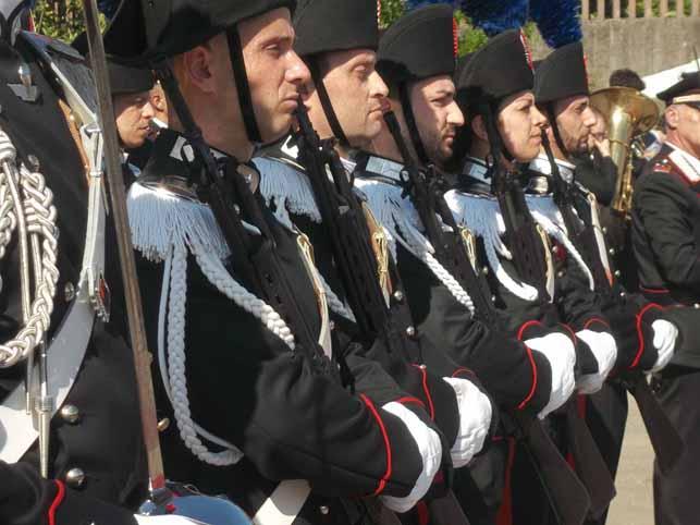 202° DELLA FONDAZIONE DELL'ARMA DEI CARABINIERI
