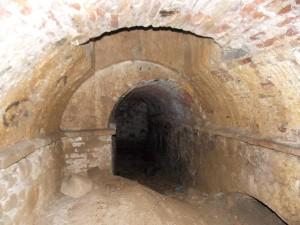 Camminamento perimetrale del bastione Thyrion