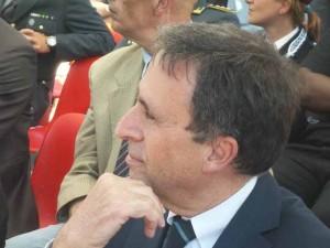 Il Procuratore Capo della Repubblica, dottor Paolo Canessa
