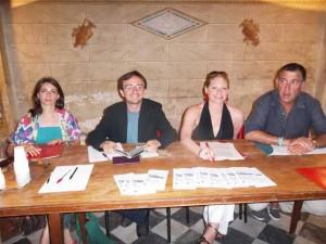 Francesca Giaconi, Rodolfo Sacchettini, Alessia Innocenti, Saverio Barsanti