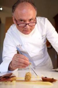 Gaetano Trovato del ristorante Arnolfo