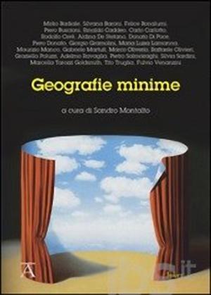 «GEOGRAFIE MINIME», OVVERO AFORISMI CONTEMPORANEI