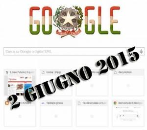 Google 2 giugno 2015