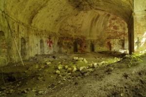 Cannoniera bastione Thyrion