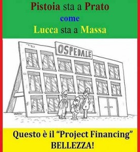 Locandina Progetto di Finanza 1