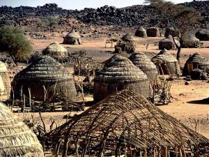 Un villaggio in Nigeria