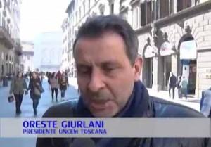 Oreste Giurlani Presidente Uncem