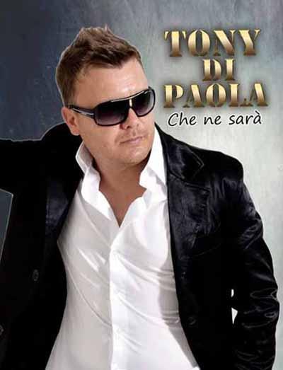 TONY, AMBASCIATORE DELLA MUSICA ITALIANA IN ARGENTINA