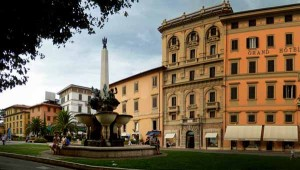 Il centro di Montecatii