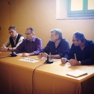 Conferenza stampa per Quarrata Folk festival