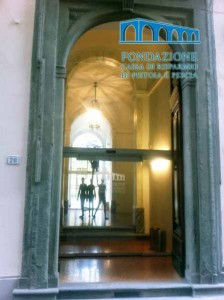 La sede della Fondazione Caript
