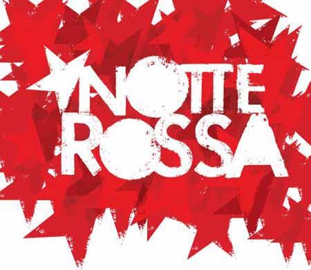 "LA ""NOTTE ROSSA"" DI ARCI TOSCANA"