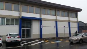 La sede del distretto socio sanitario di via Milano