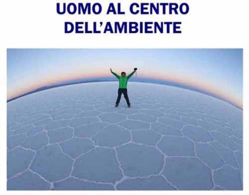 """ITT FEDI-FERMI: """"UOMO AL CENTRO DELL'AMBIENTE"""""""