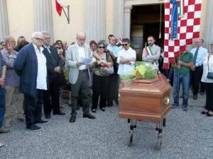 Claudio Rosati legge un ricordo di Marcello bucci