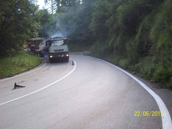 strade regionali. 840MILA EURO ALLA PROVINCIA DI PISTOIA PER LA MESSA IN SICUREZZA