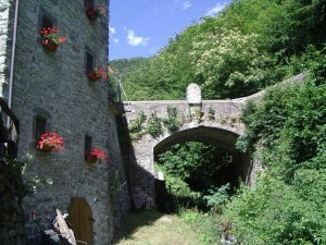 Ponte al Molino, Orsigna, in tempi migliori