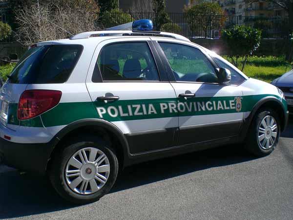 pistoia. CACCIA: IL CONTROLLO DELLA POLIZIA PROVINCIALE