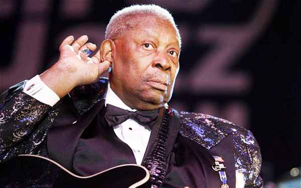 «RIPOSA IN PACE, B.B. KING»