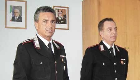FURTI IN SERIE IN ABITAZIONI: ARRESTATO UN ALBANESE. BOLLETTINO CARABINIERI 18 LUGLIO