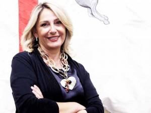 L'Assessore Regionale Cristina Grieco