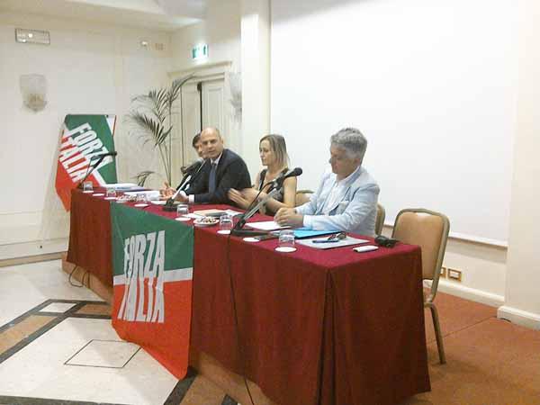 FORZA ITALIA CAMBIA VOLTO. MUGNAI: «ECCO LA SQUADRA»