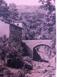 Ponte del Molino, Orsigna [coll. Luana Paccagnini]