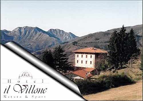 """UN """"VILLONE"""" IN ODOR DI SANTITÀ"""