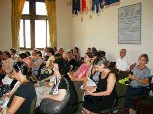 L'assemblea dei dipendenti della Provincia di Pistoia. 8 luglio 2015