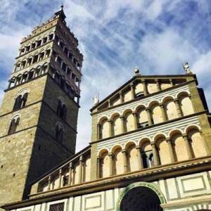 Pistoia. La cattedrale di San Zeno