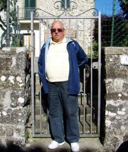 Roberto Geri, il nipote del poeta