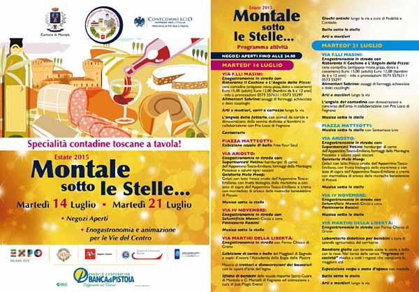 """""""MONTALE SOTTO LE STELLE"""", UN SUCCESSO"""