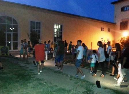CENTRO ESTIVO COMUNALE IN FESTA A VILLA GIAMARI