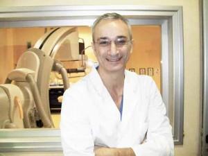 Il dottor Marco Comeglio