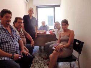 La commissione malattie professionali Anmil di Pistoia