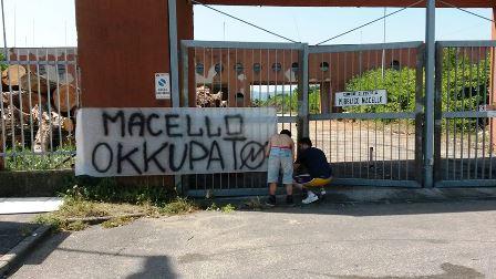 «RIPRENDIAMOCI L'EX-MACELLO»